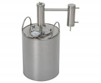 Дистиллятор (аппарат) Славянка Премиум, 14 л