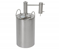 Дистиллятор (аппарат) Славянка Премиум, 20 л